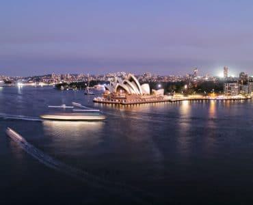 ticket Australie - sydney