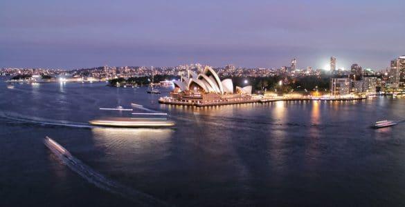 ticket Australie