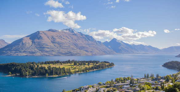 Beste reistijd Nieuw-Zeeland