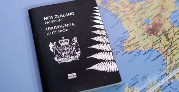 visum nieuw-zeeland