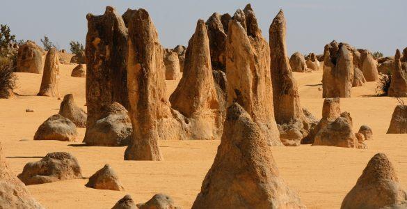 woestijn australie