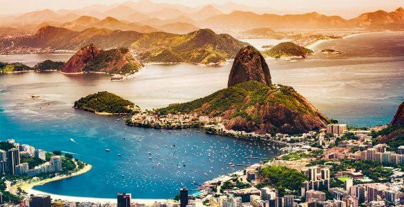 bezienswaardigheden brazilie