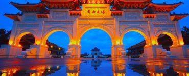 bezienswaardigheden Taiwan
