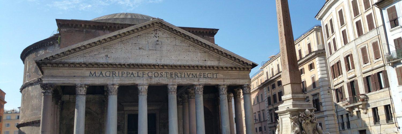het pantheon rome