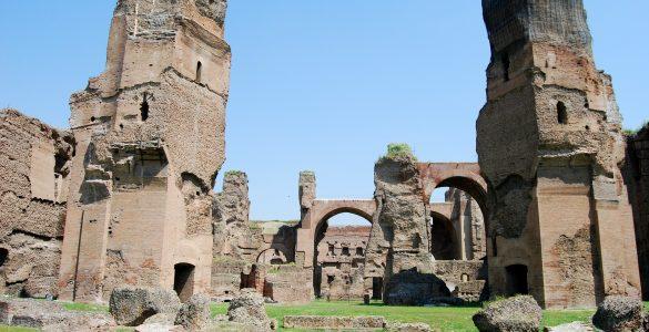 thermen van caracalla in rome